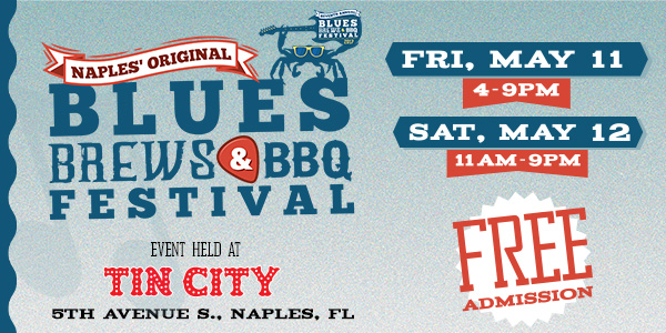 Blues, Brews & BBQ Festival